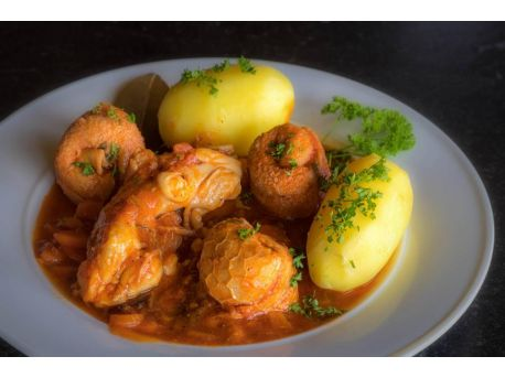 Pieds paquets (640g environ)