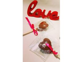 Sucettes duo St Valentin
